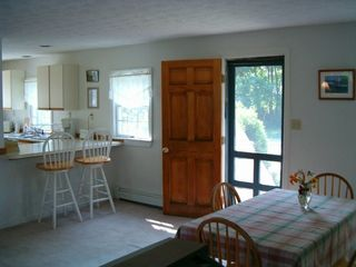 Ogunquit house photo - Dining area
