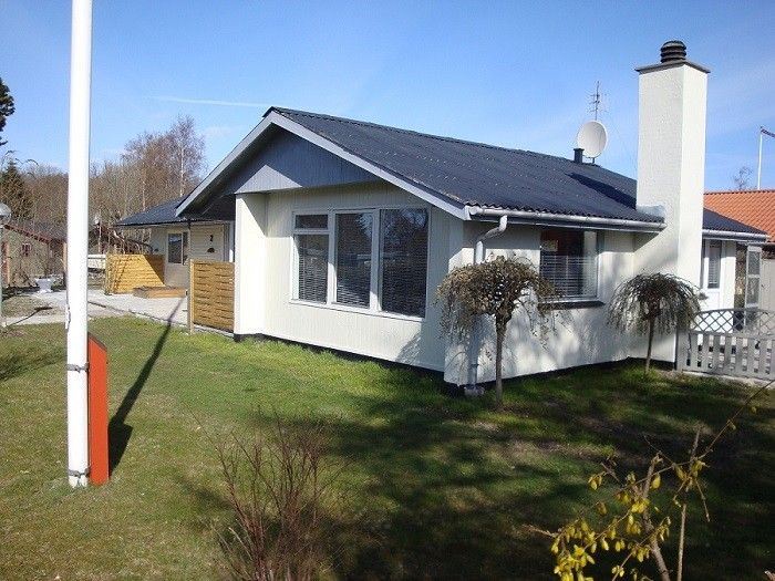 Cottage by one of East Jutland's best beaches