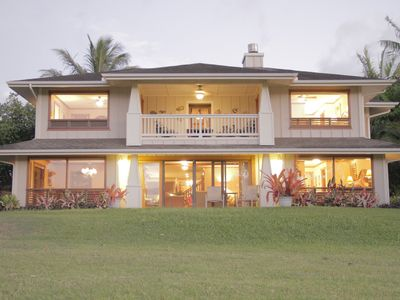 Princeville house rental - Waioha the House of Joy!