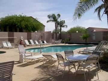 Apache Junction condo rental - Pool is open everyday of the year except Christmas.