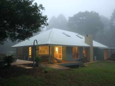 Bunya Mountains house rental