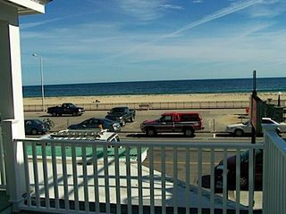 Hampton Beach townhome photo - Welcome to Hampton Beach! Beautiful view of the sunrise over the Atlantic ocean.
