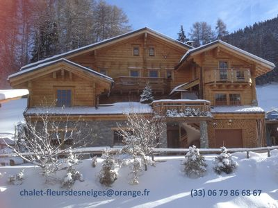 Charming chalet 4 * La Plagne from 2 to 28 people Chairlift 500m