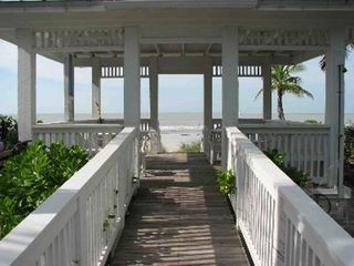 Fort Myers Beach cottage photo - Private beach access!