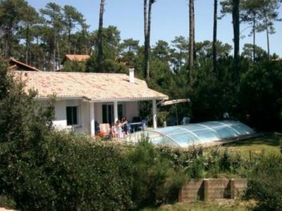 Moliets: house - 8 rooms - 6/7 persons