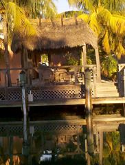 Key Colony Beach house photo - Tiki Hut