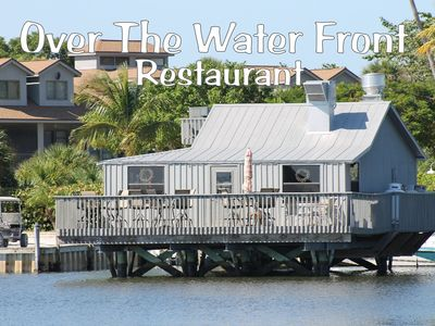 One of 4 Quality restaurants on the island!