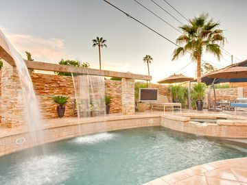 Downtown Scottsdale house rental