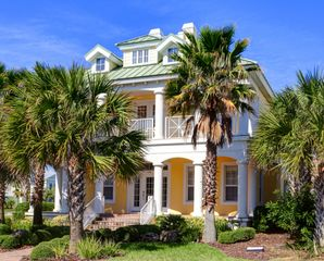 Palm Coast house photo - Cinnamon Beach Ocean Way is full of low-country style.