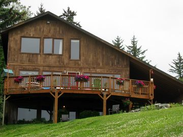 Haines house rental - Hidden Cove Main House is the upper two floors of this lovely home.
