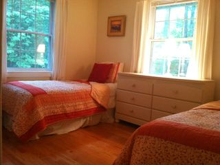North Conway house photo - Twin Bedroom