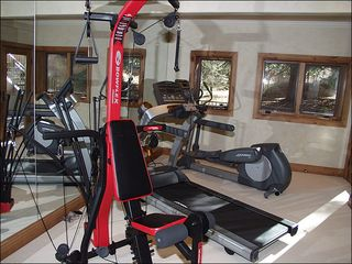 Beaver Creek house photo - Home Gym