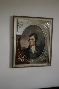 Stow house rental - Rabbie Burns