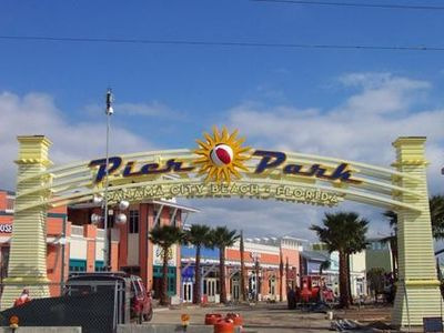 Enjoy all the restaurants,shopping,amusement rides & movies across from Calypso!