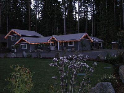 The tennison lodge near lake cle elum and vrbo for Cle elum lake cabins