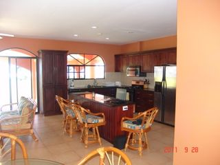 Playa Las Lajas house photo - Great entertaining kitchen