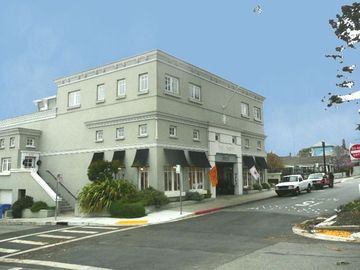 Pacific Grove villa rental - The Luxury Penthouse Suites are at the top of the historic Grove Building