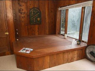 Stowe house photo - You'll Enjoy the Hot Tub