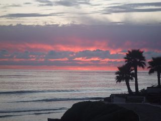Las Gaviotas house photo - The gorgeous sunset!