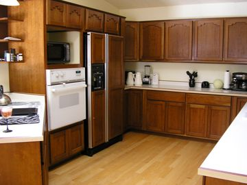 Sedona lodge rental - Our deluxe Lodge kitchen