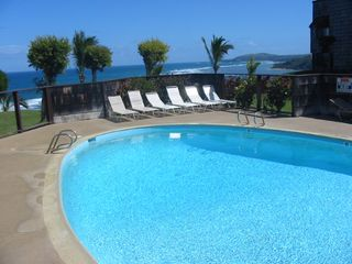 Princeville condo photo - Sealodge pool