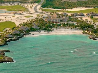 Punta Cana condo photo - Caleton Beach Club airview