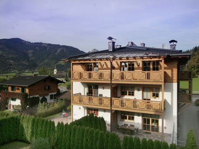 Exclusive, cozy chalet apartment in panoramic location.