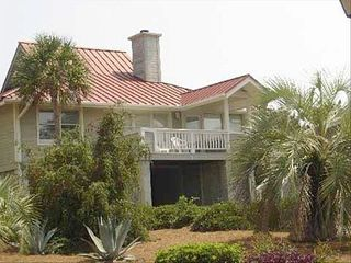 Isle of Palms house photo - Front of Beach House