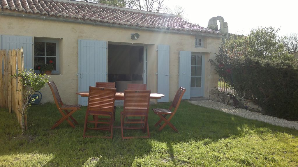 Holiday house 248263, Maillezais, Loire