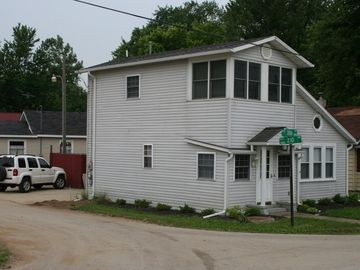 Sandusky cottage rental - Outside View