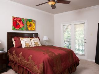 Dallas townhome photo - Guest room- Queen