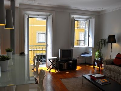 Apartment in the centre of Lisbon - Av. Liberdade