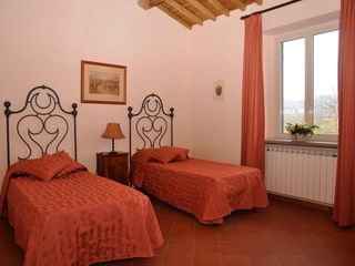 Rieti Province villa photo - Villa Mary - Twin bedroom