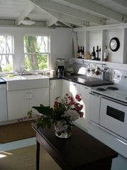 Gloucester - Annisquam cottage photo - Kitchen