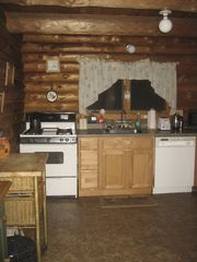 Woodstock cabin photo - Renovated kitchen - Dec. 2012