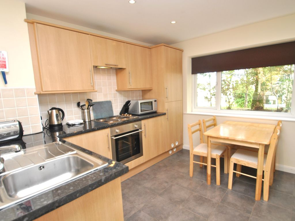 Two bed holiday home at Atlantic Reach near Newquay, activities pass included