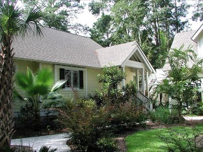 The Cottage on Little Lucy Creek; Stunning Marsh, Creek, Woods View; Hot Tub