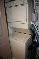 Midway condo photo - Washer and dryer inside the unit.