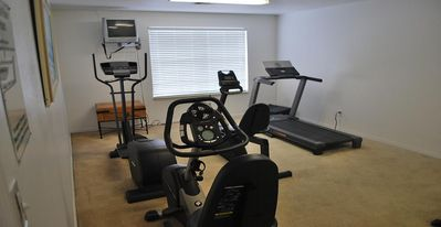 Island Club Clubhouse Fitness Center