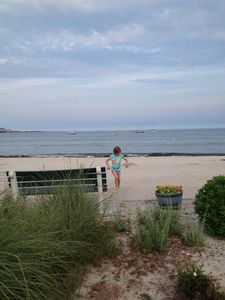 Niantic house rental - Crescent Beach off season