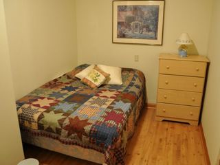Lake Wallenpaupack cabin photo - Second Bedroom with Full Size Bed