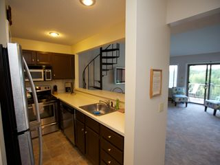 Burke condo photo - Updated kitchen, brand new stainless steel appliances! Everything new!