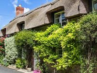 LITTLE THATCH, romantic, with open fire in Cerne Abbas, Ref 919506