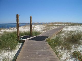 Orange Beach condo photo - Beach walk