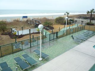 Windy Hill condo photo - New pool furniture, all gets a daily cleaning and reset.