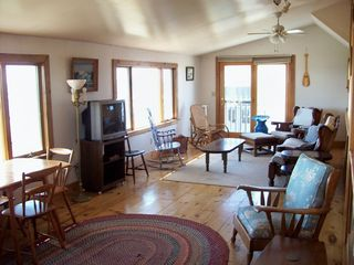 Plum Island house photo - 2nd floor living room