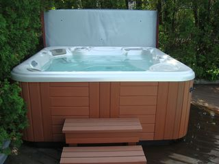 Bay Head house photo - Hot Tub