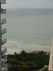 Fort Myers Beach condo photo - Great views from the balcony