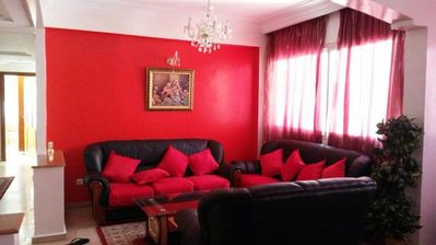 Furnished Flat in center of Casablanca