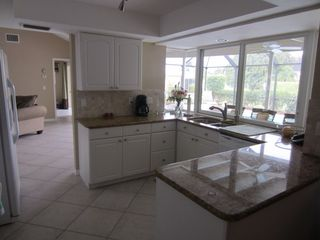 Vacation Homes in Marco Island house photo - Bright Kitchen